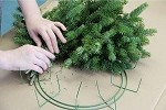 Make Your Own Christmas Wreath Kit | DIY Christmas Kit